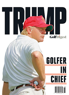 Golfer-in-Chief